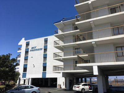 DISCOUNTED FALL RATES Sleeps 8, Bay Princess 2Bed/2Ba condo,Bay View,Park 2 cars
