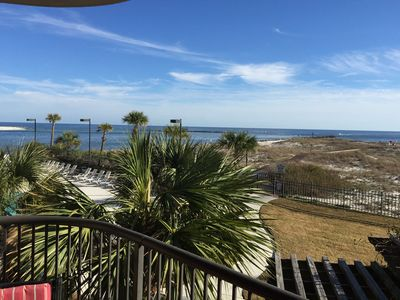 Photo for NEW LOWER RATES FOR MARCH/APRIL! GULF FRONT CORNER/ 4BR/4.5 BA AMAZING VIEWS