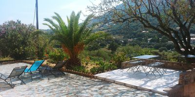 Photo for Ile Rousse Santa Reparata Di B: quiet room with view of sea and mountains