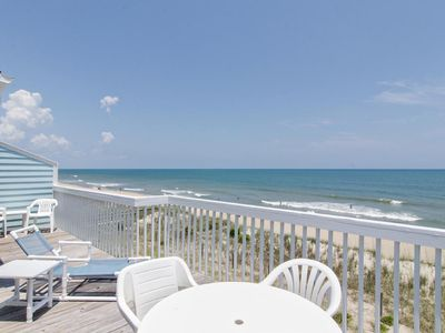 Photo for Comfortable oceanfront condo with breathtaking views