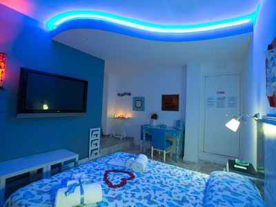 Photo for Versomare - Room Grecale (extra Bed On Demand)