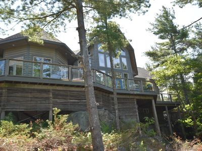 Photo for 4-Bedroom Cottage, on Georgian Bay, near Perry Sound, Ontario