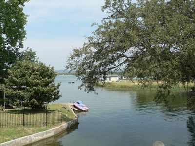 Photo for Lake~LBJ~Waterfront, 4 Kayaks AUGUST SALE $200/nt 3-nt MIN