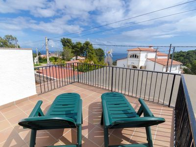 Photo for Club Villamar - Cozy holiday home with nice sea views, located in a quiet and charming area