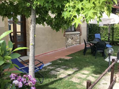 Photo for country holiday house in tuscany with garden - Internet Wi.Fi