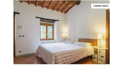 Photo for B & B CASA PODERE S. FIRENZE can accommodate more families or a large group, too