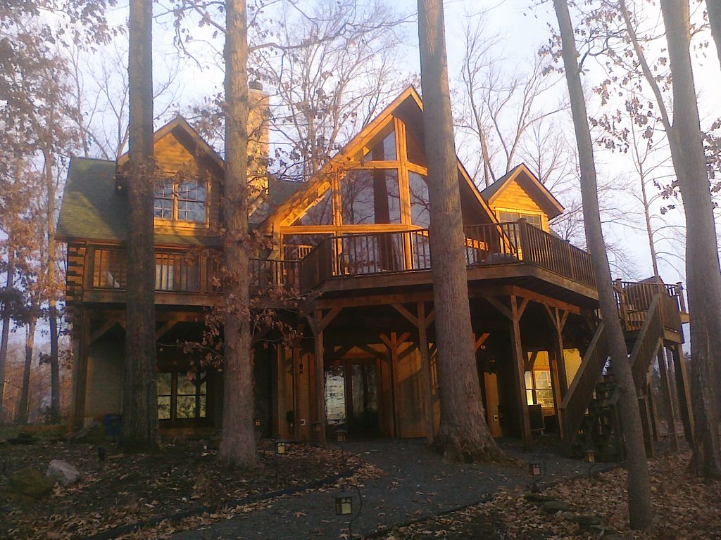 Listing All Trucks >> Lake Anna Log Cabin Life - Bumpass