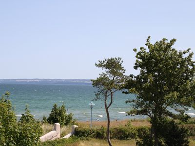 Photo for Top apartment directly on the beach with breathtaking sea view from the gr. balcony