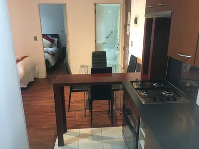 Photo for ApartHotel Santiago Valley Chile 2 Bedroom Apartment