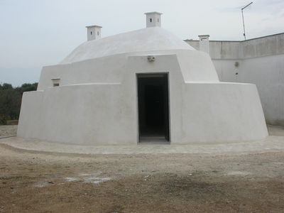 Photo for Olive tree trullo renovated
