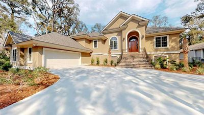 Brand new high-end home located on the 16th hole of the Robert Trent Jones Golf Course!