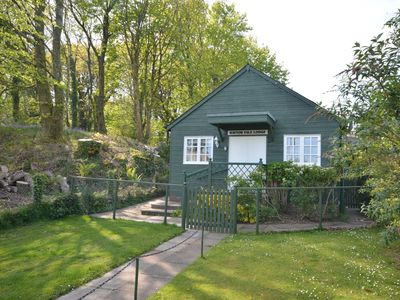 Photo for 2 bedroom Log Cabin in  in Dartmoor National Park - 46409