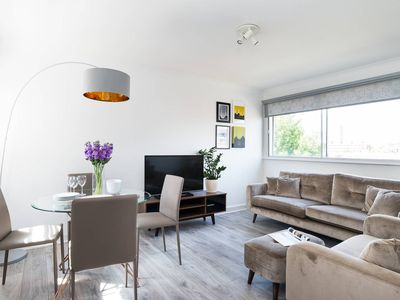 Photo for Stylish 2BR Flat next to Battersea Park