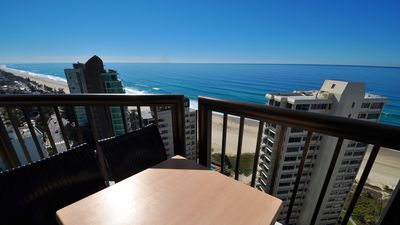 Photo for 21st Floor Superior 3 Bedroom 2 Bathroom Apartment with Ocean Views