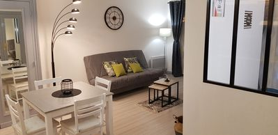 Photo for Nice T2 apartment in the heart of Arras