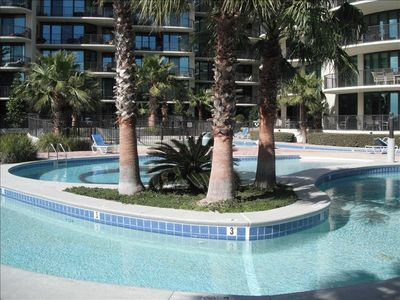 Photo for Great Family Vacation!  First Floor on Phoenix on the Bay II 2br/2bath
