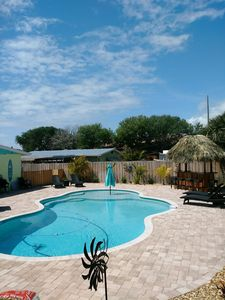 Photo for Adorable -Cocoa Beach House with Heated Pool-Blocks from the Beach