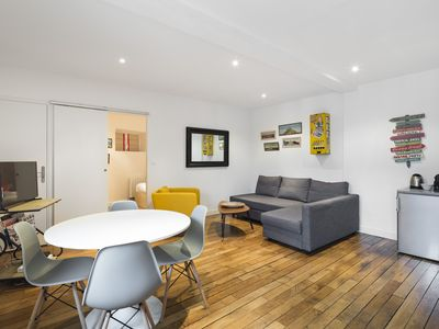 Photo for Les Jacobins - One Bedroom Apartment, Sleeps 4