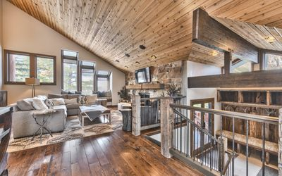 Photo for Fully Renovated with Ski Out Access!