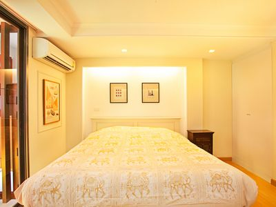 Photo for 1-BR Apartment w SofaBed@Rocco HuaHin_4C