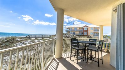 Photo for `105B Dunes of Seagrove`Newly renovated 2019 Gulf Front 30A Condo!