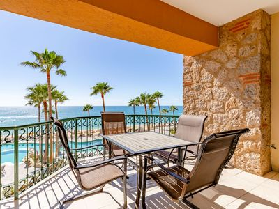 Photo for Sonoran Sea W-311 Seagull's Nest 1 BR Oceanfront Condo