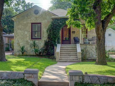 Photo for Walk to South Congress or to Downtown Austin - 4bedroom/3Bathroom + Hot Tub