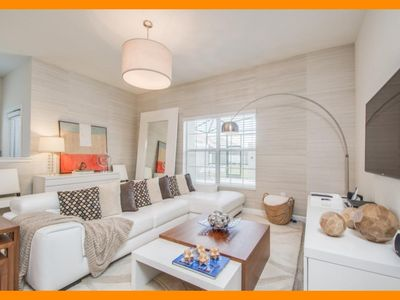 Photo for Storey Lake Resort 36 - Immaculate townhouse with private pool near Disney