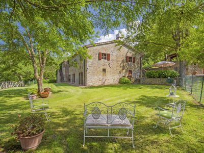 Photo for Vacation home Il Borgo di Gugena in Dicomano - 8 persons, 4 bedrooms