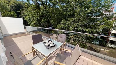 Photo for Fantastic luxury apartment in the best beach location