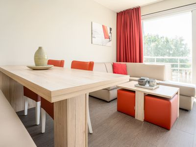 Photo for Modern apartment close to the Zeebrugge harbour