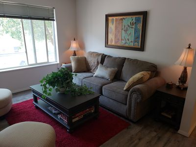 Photo for Clean, Modest and Convenient 2 Bedroom, 1 Bath