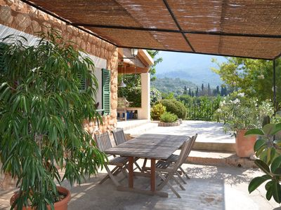 Photo for Finca at the sun leaning of the small town Soller