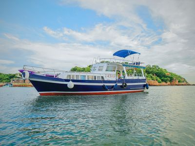Floating Studio on Cheung Chau Island (35 mins from Central)