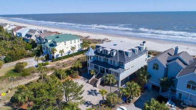 Photo for The Mansion at Isle of Palms - Beachfront with Pool