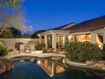 Photo for Cave Creek Retreat ~ 3 BR Jem with Heated Pool!