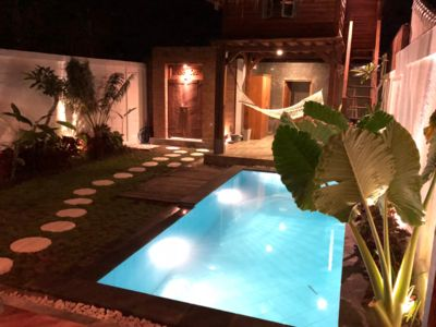 Photo for New villa joglo style with private pool in Canggu