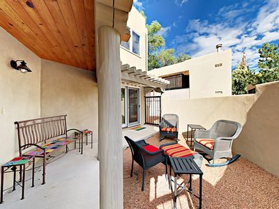 Photo for Susan's Hideaway: 2 Master Suites & Ample Outdoor Living - Walk to Plaza