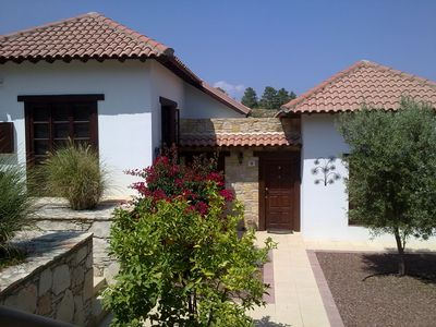 Photo for Villa in Souni, Limassol, Cyprus - Commanding Valley and Sea Views