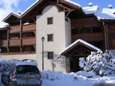Photo for Le Jardin des Neiges is a quiet residence, 164 feet from downtown Samoens