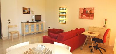 Photo for Appartamento Ariele E: An elegant and modern apartment situated in a central location, a few steps from the main tourist attractions of Rome, with Free WI-FI.