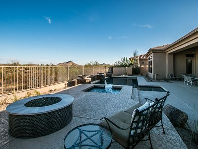 Photo for Legend Trail Oasis / Scottsdale AZ / Private Home / New Heated Pool & Spa