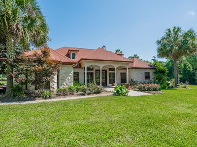 Photo for Serene Country Retreat located on the edge of Sam Houston National Forest