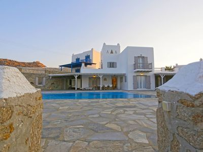 Photo for Villa Zamaca by Mykonos Pearls