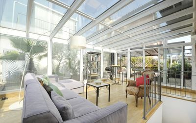 Photo for PENTHOUSE ON TWO LEVELS WITH BEAUTIFUL TERRACE