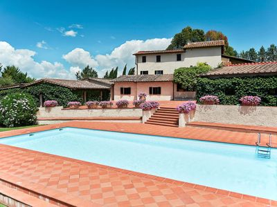 Photo for One bedroom Villa, sleeps 2 in San Marziale with WiFi