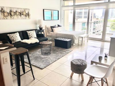 Photo for Design District/Wynwood/Downtown/Midtown/Luxury Entire Apartment for 4 guests