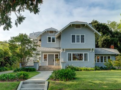 Photo for 6BR/4BA - Historic Luxury Craftsman Estate & Guest House