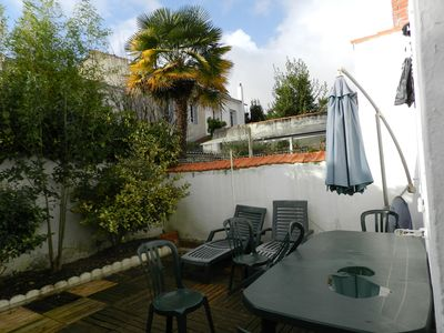 Photo for House La Rochelle, near downtown and beach, 4 bedrooms, 2 bathrooms, 2 WC