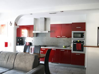 Photo for Beautiful apartment with large terrace - Les Calanques d'Or